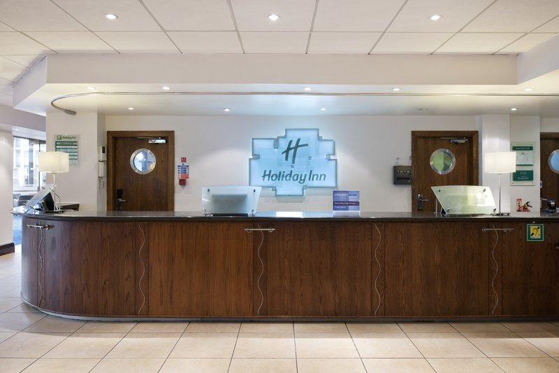 Holiday Inn Bolton Centre-Front Desk<br/>Image from Leonardo