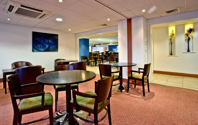 Holiday Inn Express Shrewsbury-Sip your morning coffee in our comfortable Seating Area<br/>Image from Leonardo