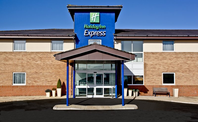 Holiday Inn Express Shrewsbury-Welcome to Holiday Inn Express Shrewsbury<br/>Image from Leonardo