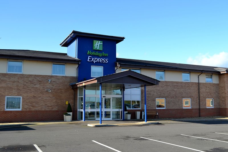 Holiday Inn Express Shrewsbury-Exterior Feature<br/>Image from Leonardo