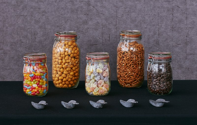 Crowne Plaza Manchester City Centre-Conference Snack Station<br/>Image from Leonardo