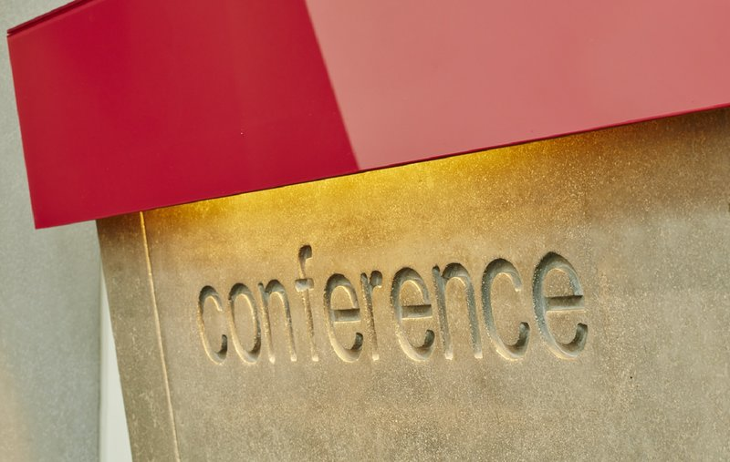 Crowne Plaza Manchester City Centre-Crowne Meetings Director are based at dedicated conference desk<br/>Image from Leonardo