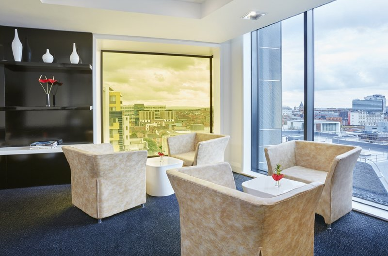 Crowne Plaza Manchester City Centre-Upgrade to a club room to enjoy private access to the Club Lounge<br/>Image from Leonardo