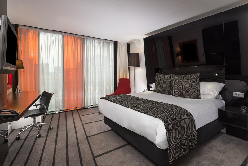 Crowne Plaza Manchester City Centre-Guest Room<br/>Image from Leonardo