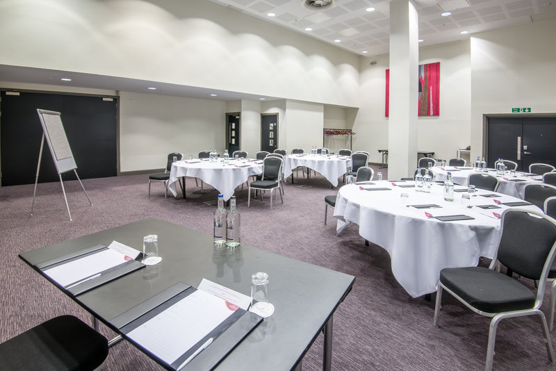 Crowne Plaza Manchester City Centre-Meeting Room<br/>Image from Leonardo