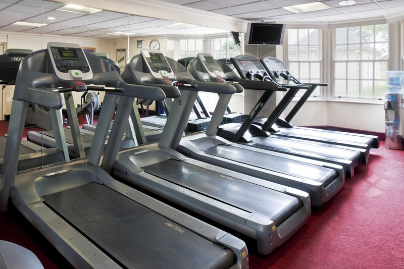 Holiday Inn Doncaster A1(M), Jct 36-Holiday Inn Doncaster A1M Club Moativation Cardiovascular Room<br/>Image from Leonardo