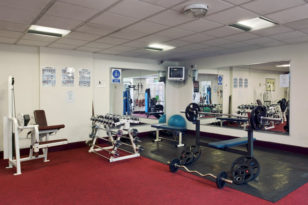Holiday Inn Doncaster A1(M), Jct 36-Club Moativation Toning Room<br/>Image from Leonardo