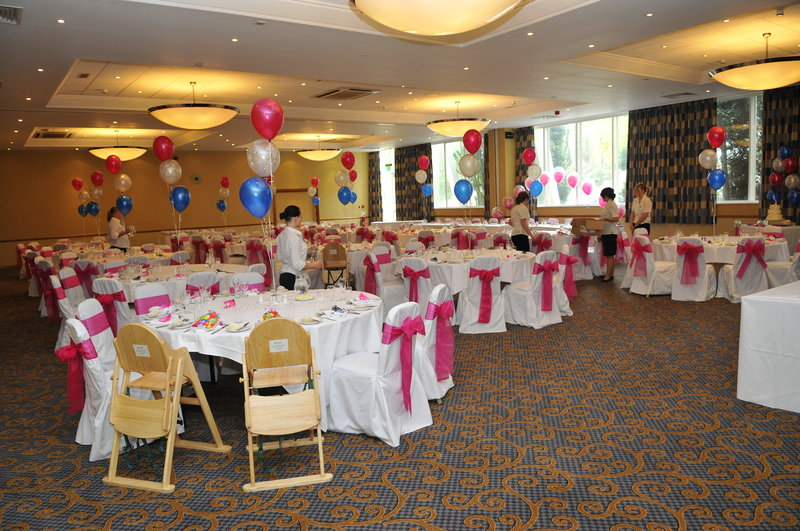Holiday Inn Doncaster A1(M), Jct 36-Banquet Room<br/>Image from Leonardo