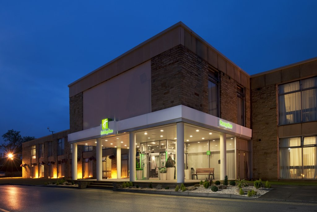 Holiday Inn Doncaster A1(M), Jct 36-Holiday Inn Doncaster A1M Jct36 Hotel Entrance at Night Time<br/>Image from Leonardo