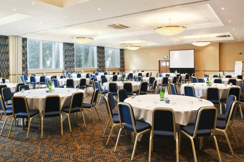 Holiday Inn Doncaster A1(M), Jct 36-Manor Suite Caberet Style<br/>Image from Leonardo