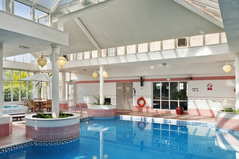 Holiday Inn Doncaster A1(M), Jct 36-Holiday Inn Doncaster A1M Jct36 Club Moativation Swimming Pool<br/>Image from Leonardo