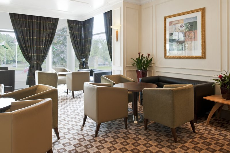 Holiday Inn Doncaster A1(M), Jct 36-Our contemporary Reception and Lobby Area<br/>Image from Leonardo