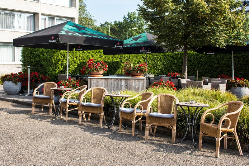 Holiday Inn Eindhoven-Guest Patio<br/>Image from Leonardo