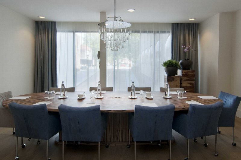 Holiday Inn Eindhoven-Our boardroom is perfect for private meetings<br/>Image from Leonardo