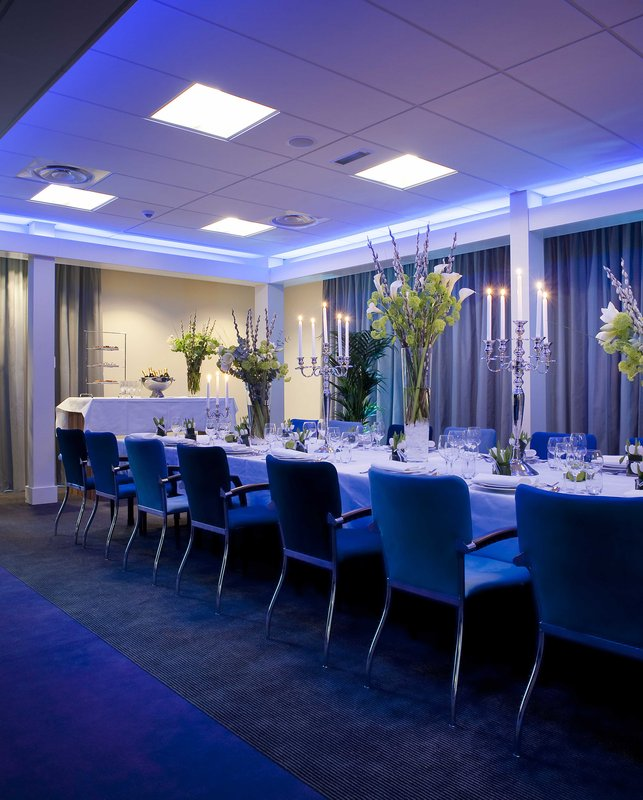 Holiday Inn Eindhoven-A banquet set up according to your wishes<br/>Image from Leonardo