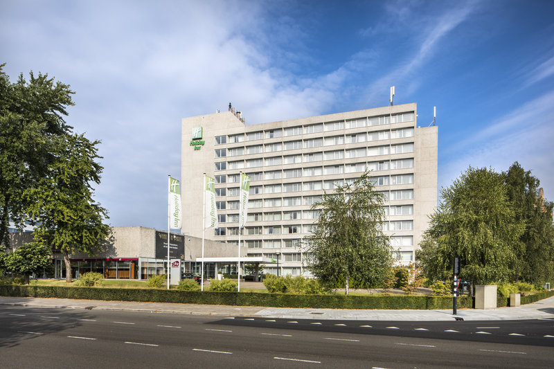 Holiday Inn Eindhoven-Our city center hotel by day<br/>Image from Leonardo