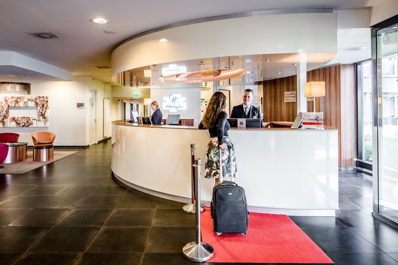 Holiday Inn Eindhoven-Our employees will welcome you with a smile<br/>Image from Leonardo