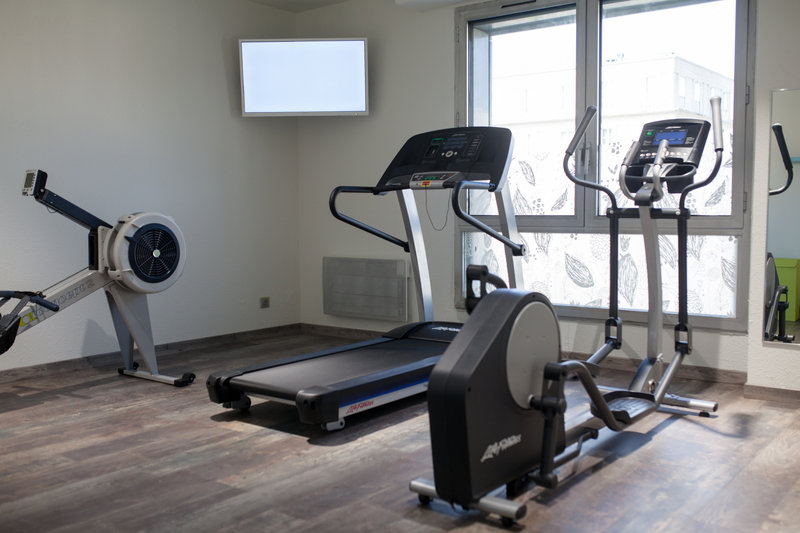 Mercure Amiens Cathedrale Hotel-Fitness Center<br/>Image from Leonardo