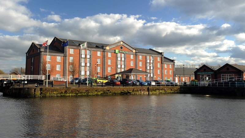 Holiday Inn Ellesmere Port/ Cheshire Oaks-Exterior Feature<br/>Image from Leonardo