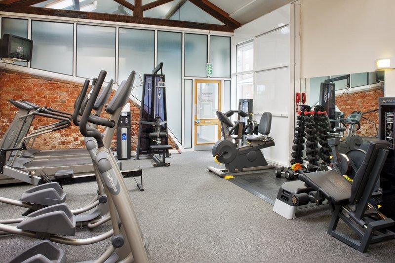 Holiday Inn Ellesmere Port/ Cheshire Oaks-Gym<br/>Image from Leonardo