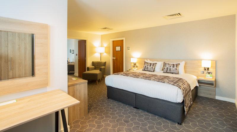 Holiday Inn Ellesmere Port/ Cheshire Oaks-Penthouse Suite<br/>Image from Leonardo