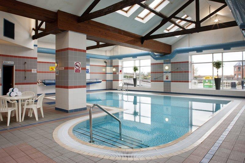 Holiday Inn Ellesmere Port/ Cheshire Oaks-Swimming Pool<br/>Image from Leonardo