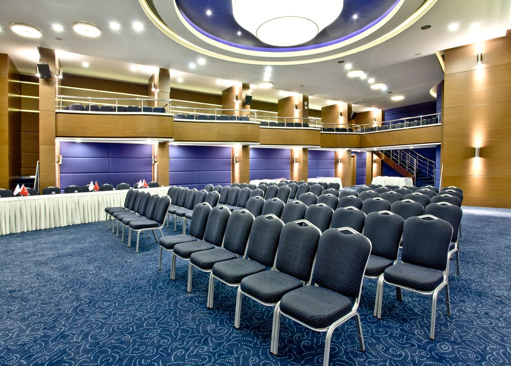 Holiday Inn Ankara-Kavaklidere-King Conference Room<br/>Image from Leonardo
