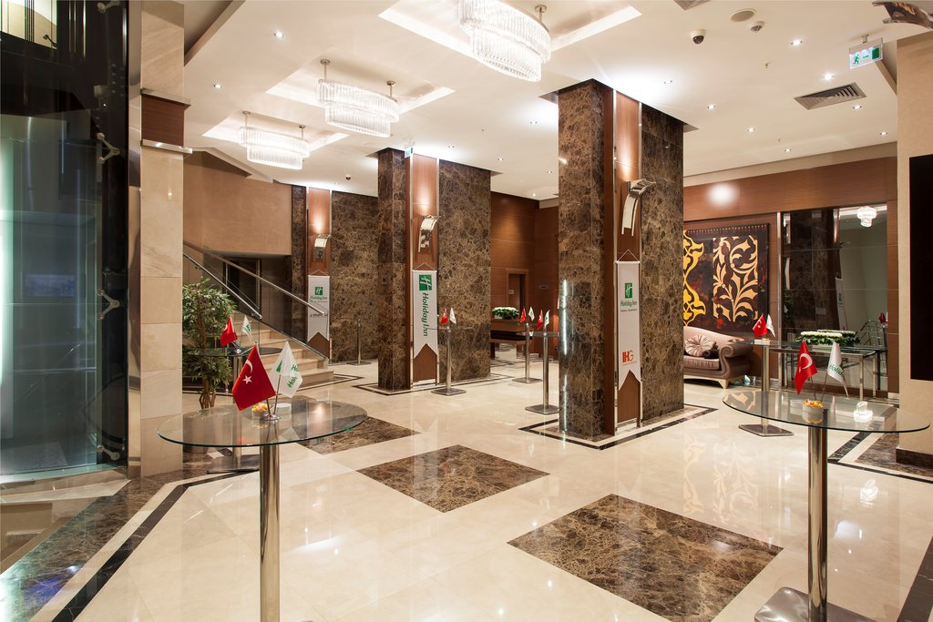 Holiday Inn Ankara-Kavaklidere-Break-out Room<br/>Image from Leonardo