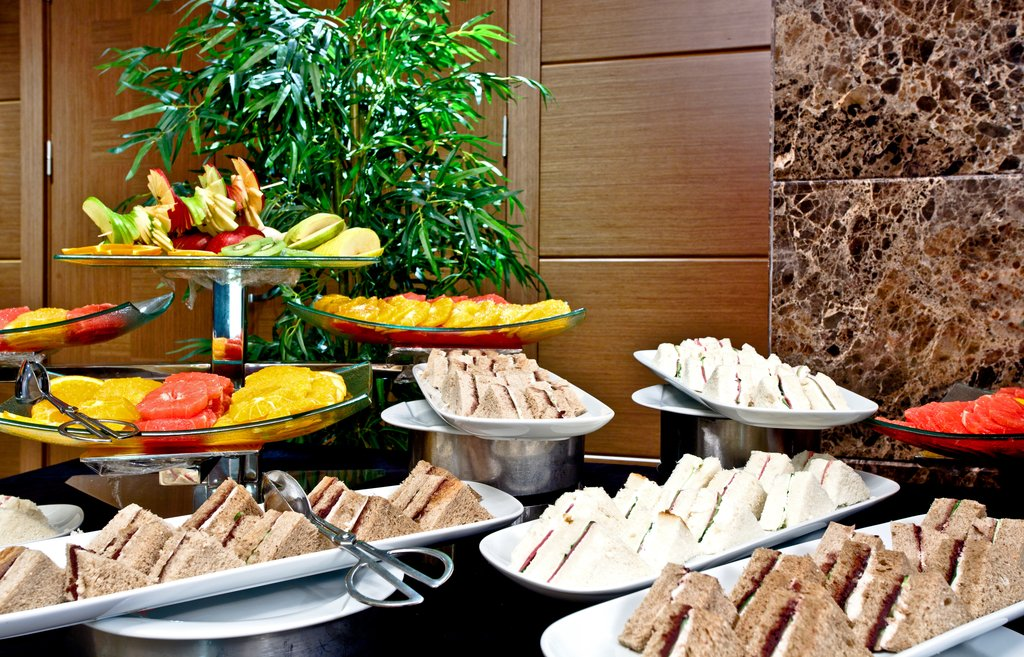 Holiday Inn Ankara-Kavaklidere-Enjoy delightful snacks at our Conference Area Reception<br/>Image from Leonardo