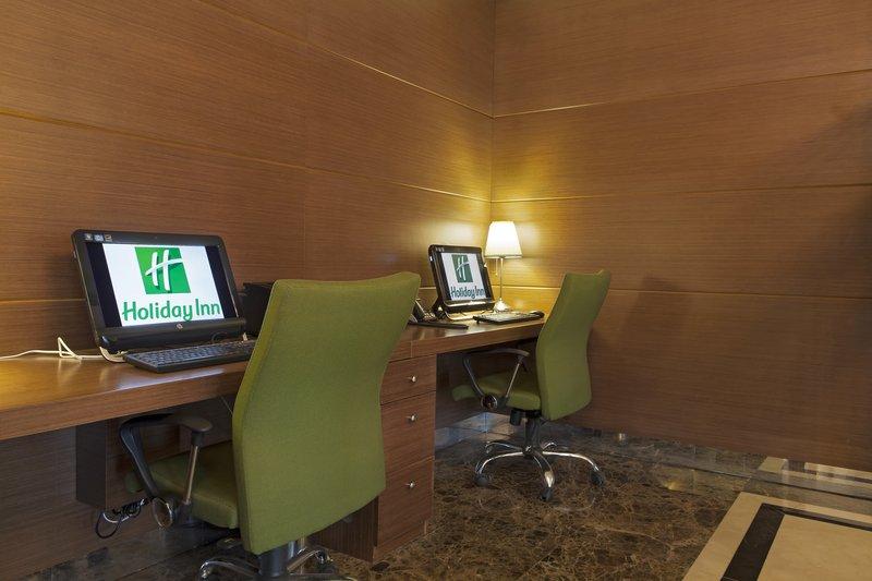 Holiday Inn Ankara-Kavaklidere-Business Center<br/>Image from Leonardo