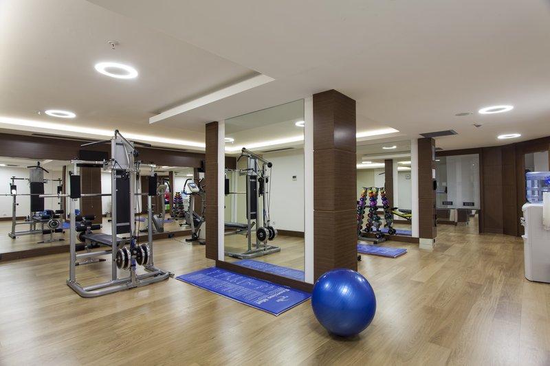 Holiday Inn Ankara-Kavaklidere-Fitness Center<br/>Image from Leonardo