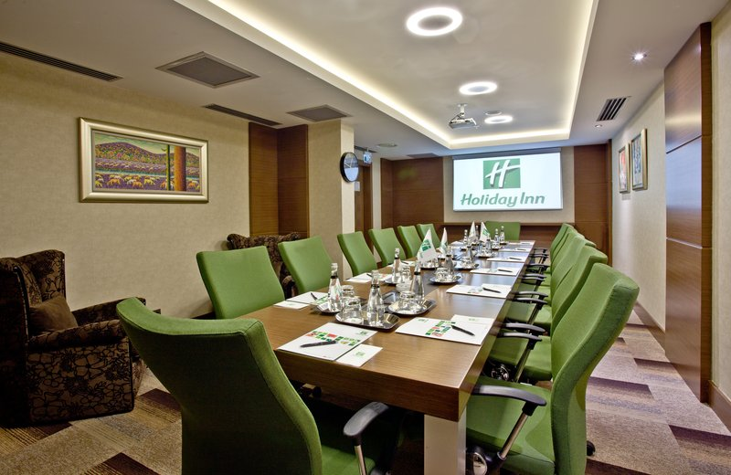 Holiday Inn Ankara-Kavaklidere-Host your seminar in our well-appointed King Boardroom<br/>Image from Leonardo