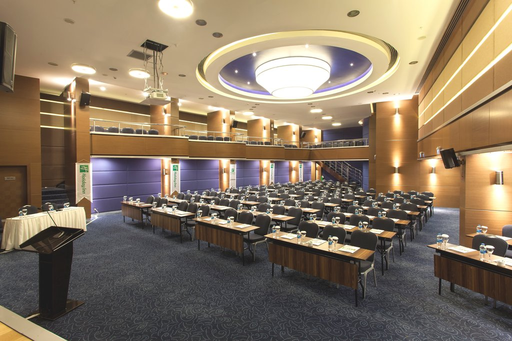 Holiday Inn Ankara-Kavaklidere-Conference Room<br/>Image from Leonardo