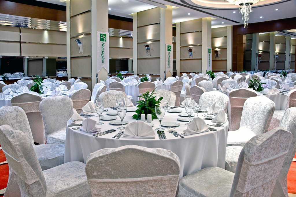 Holiday Inn Ankara-Kavaklidere-Host your event in our stunning Ballroom<br/>Image from Leonardo