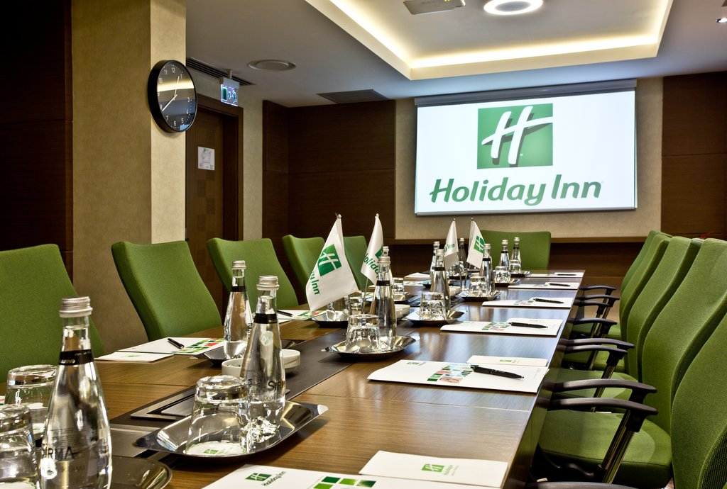 Holiday Inn Ankara-Kavaklidere-Book our spacious King Boardroom for your meeting<br/>Image from Leonardo