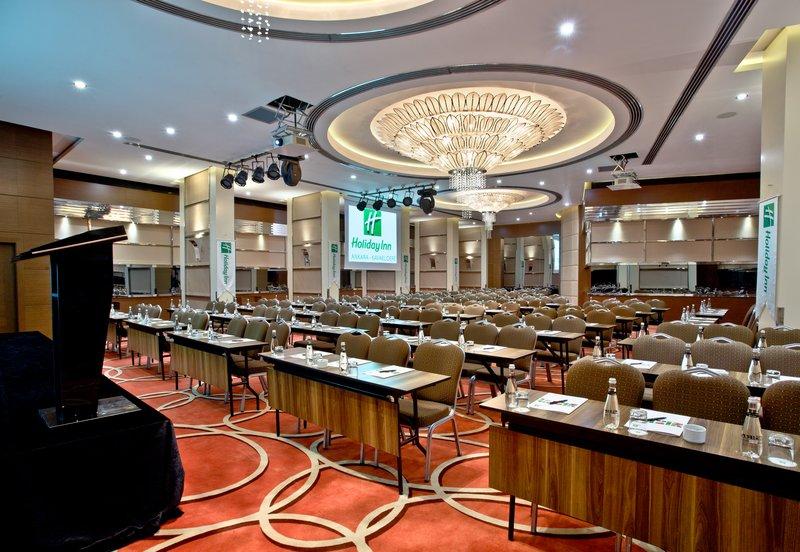 Holiday Inn Ankara-Kavaklidere-Ballroom<br/>Image from Leonardo