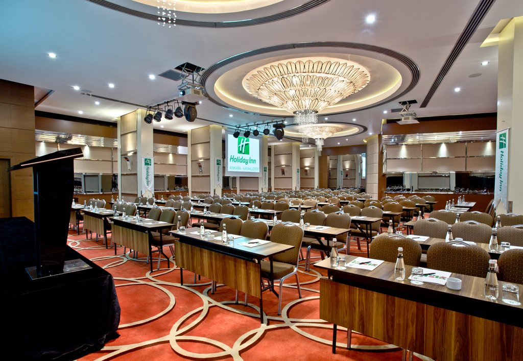 Holiday Inn Ankara-Kavaklidere-Ballroom<br/>Image from Leonardo