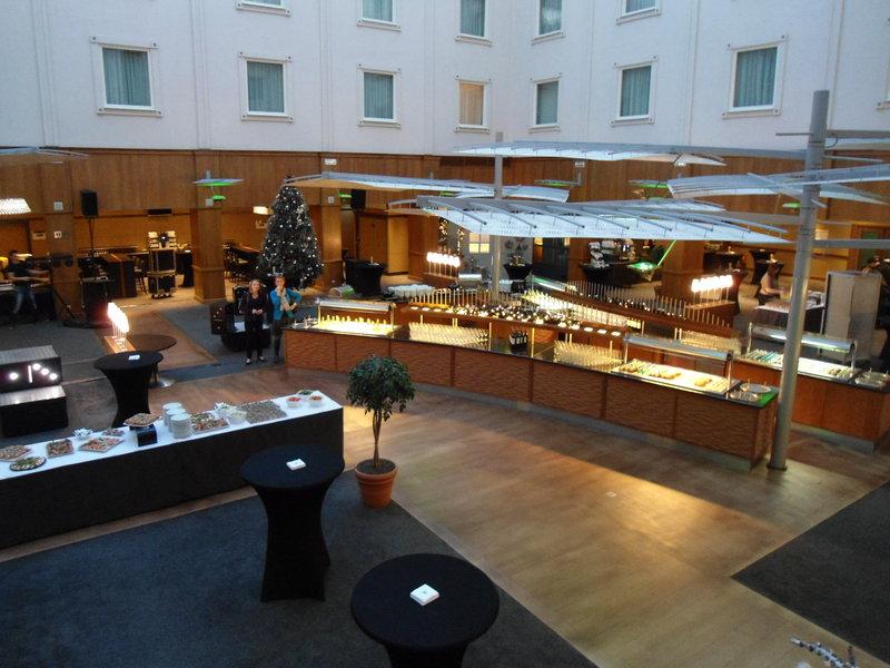 Holiday Inn Gent - Expo-Atrium<br/>Image from Leonardo