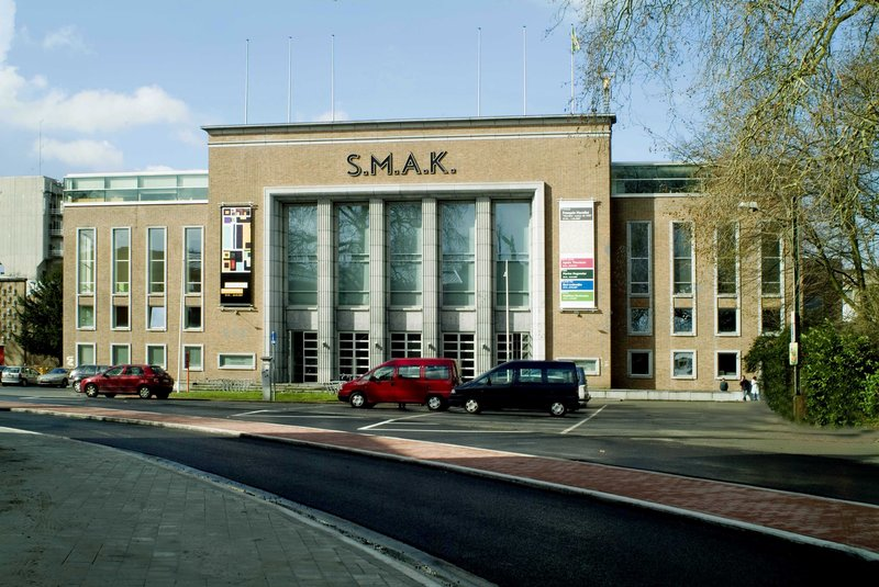 Holiday Inn Gent - Expo-Famous S.M.A.K. Museum Gent<br/>Image from Leonardo