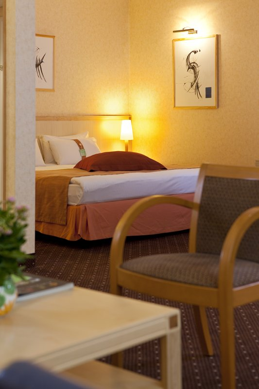 Holiday Inn Gent - Expo-King Bed Guest Room<br/>Image from Leonardo
