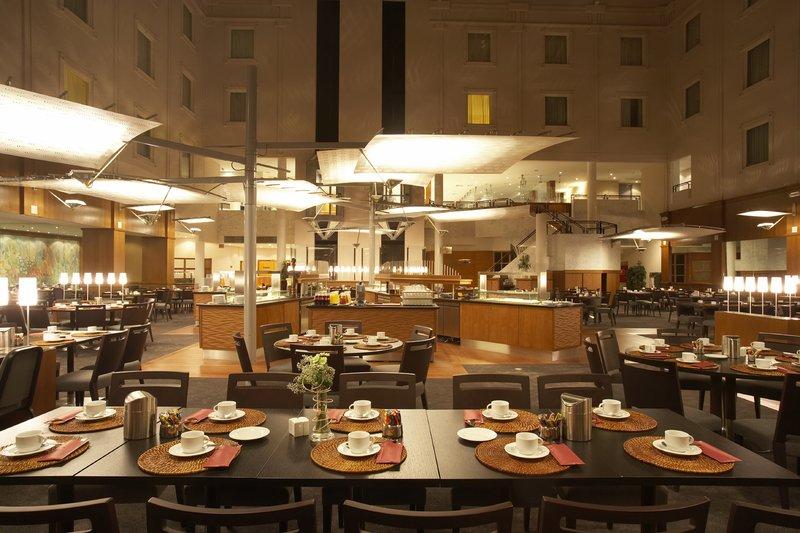 Holiday Inn Gent - Expo-Restaurant<br/>Image from Leonardo