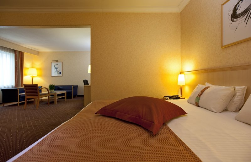 Holiday Inn Gent - Expo-Space enough in our Executive Rooms:  41 m2!<br/>Image from Leonardo