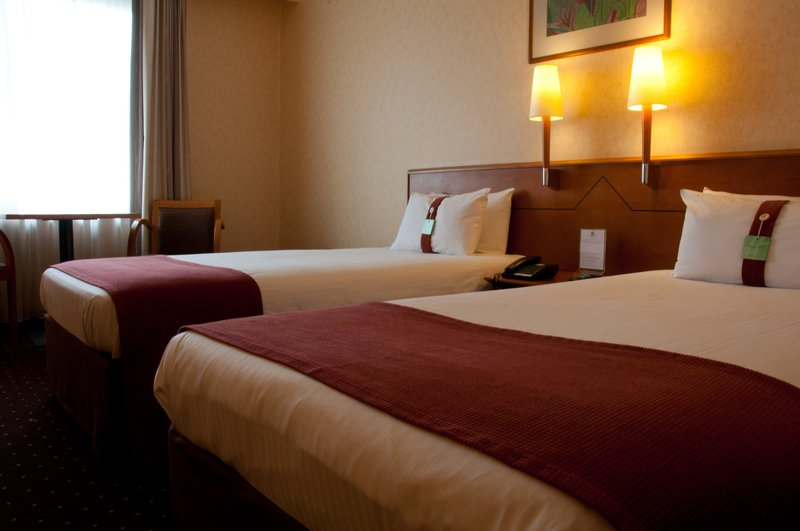 Holiday Inn Gent - Expo-Type of room allocated when no specific type required<br/>Image from Leonardo