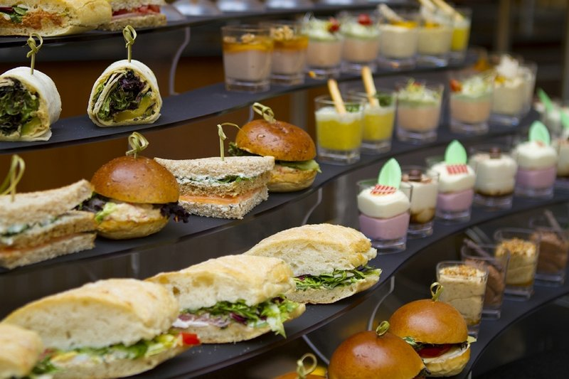 Holiday Inn Gent - Expo-Buffet<br/>Image from Leonardo