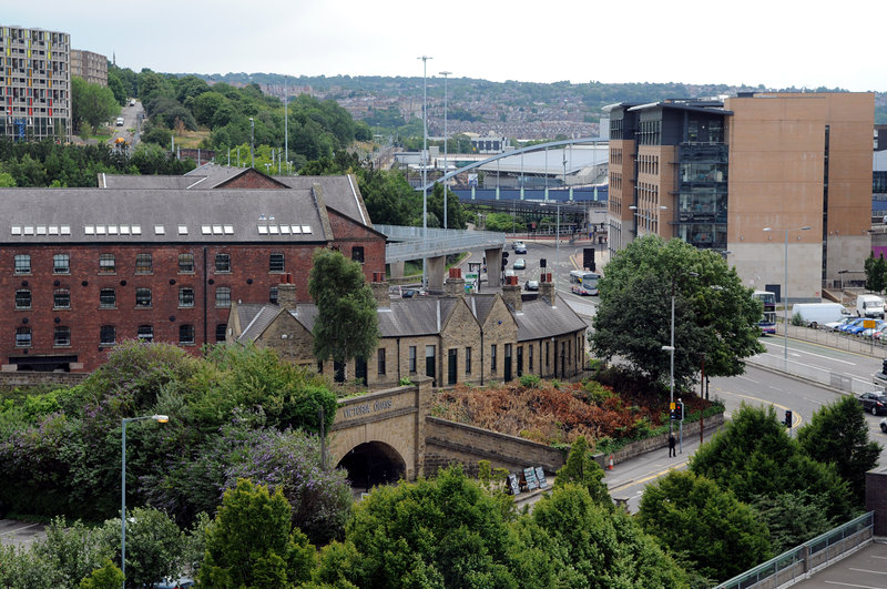 Holiday Inn Express Sheffield City Centre-Take a walk down to the adjacent  Victoria Quays<br/>Image from Leonardo