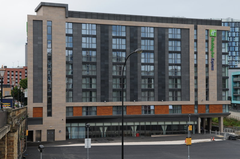 Holiday Inn Express Sheffield City Centre-Secure car parking available on-site<br/>Image from Leonardo