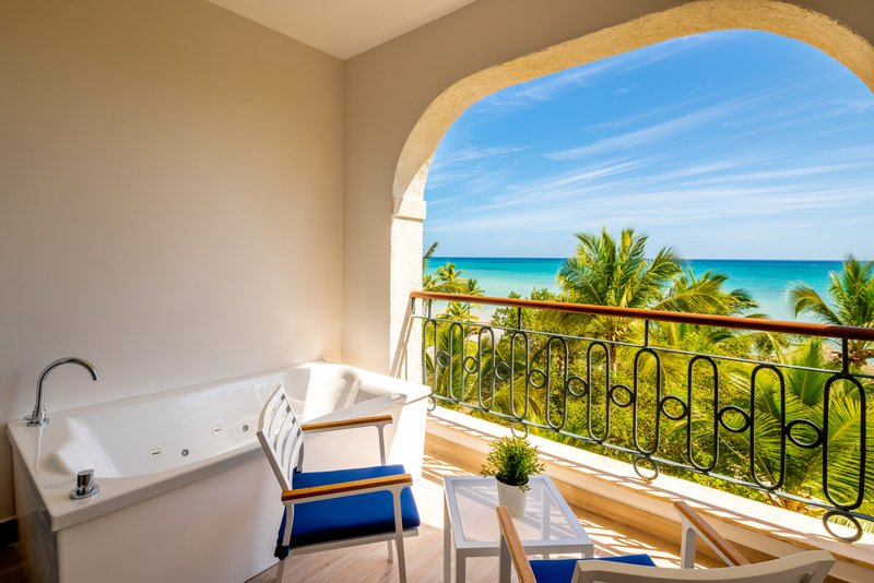 Sanctuary Cap Cana - Premium Luxury Jr Suite Ocean View Balcony <br/>Image from Leonardo