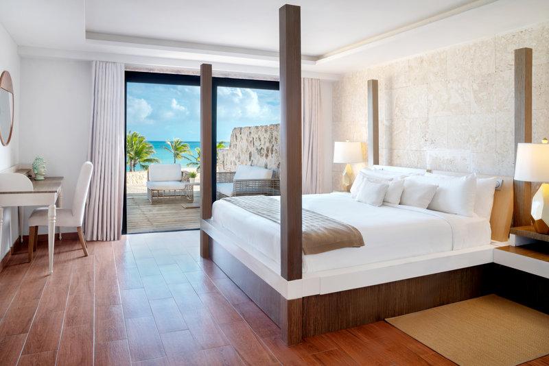 Sanctuary Cap Cana - Imperial Suite Bedroom <br/>Image from Leonardo