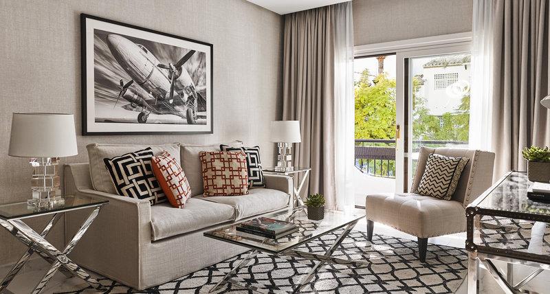 Hotel Puente Romano-Executive Suite<br/>Image from Leonardo