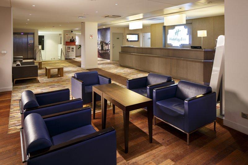 Holiday Inn Lyon Vaise-Lobby Lounge<br/>Image from Leonardo